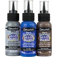 Americana 3D Opaque Gloss Enamels Metallics Product Image