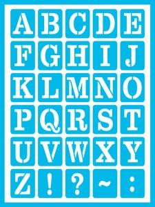 Everyday Alphabet