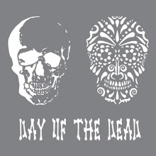ANDY102-K Day of the Dead Product Image