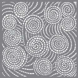 ASMM29-K Segmented Swirls Product Image