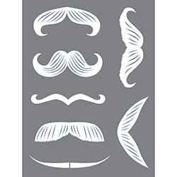 ASMM25-K Mustaches Product Image