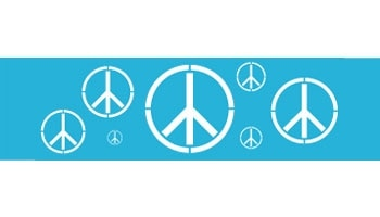 Peace Border Product Image