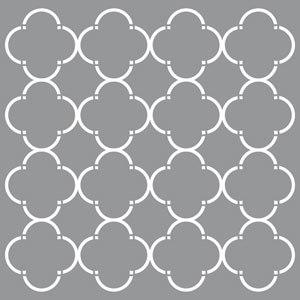 Mod Quatrefoil Product Image