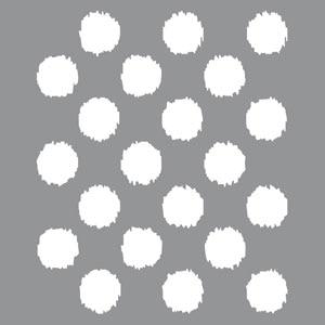 Ikat Polka Dot Product Image