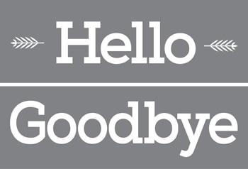 Hello Type Product Image