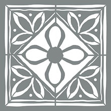Lotus Tile Product Image