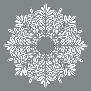 Fleur Medallion Product Image