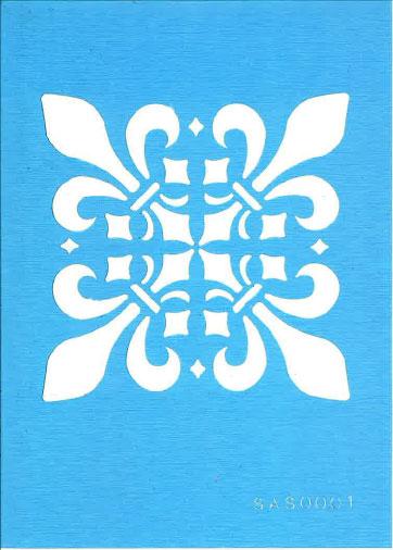 Fleur de Lis Accent Product Image