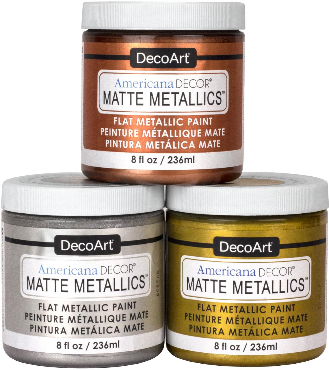 Americana Decor Matte Metallics