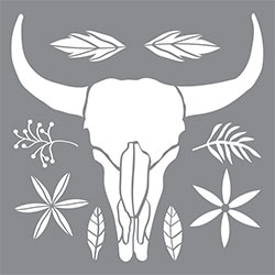 Cow Skull Product Image