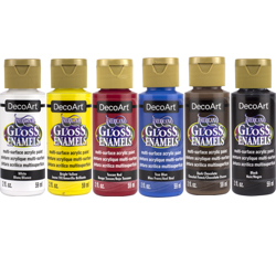 Americana Gloss Enamels Value Packs