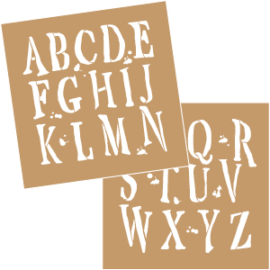 Spooky Alphabet Product Image