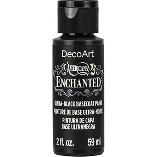 Americana Enchanted Ultra Black Basecoat Product Image