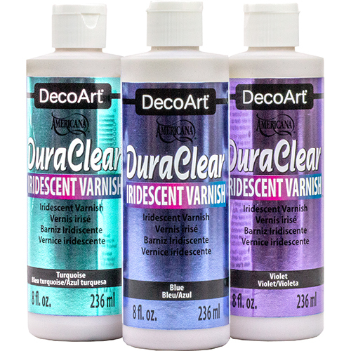 DuraClear Iridescent Varnishes Product Image