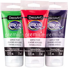 Americana Premium Acrylics Product Image