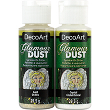 Glamour Dust Sprinkle On Glitter Product Image