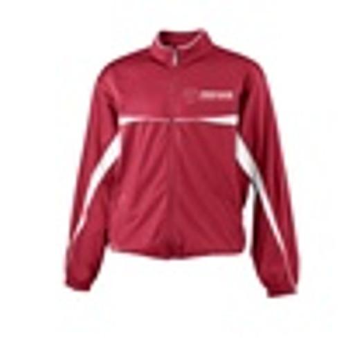 ACSM Ladies Lightweight Performance Jacket - Certified Logo - Red