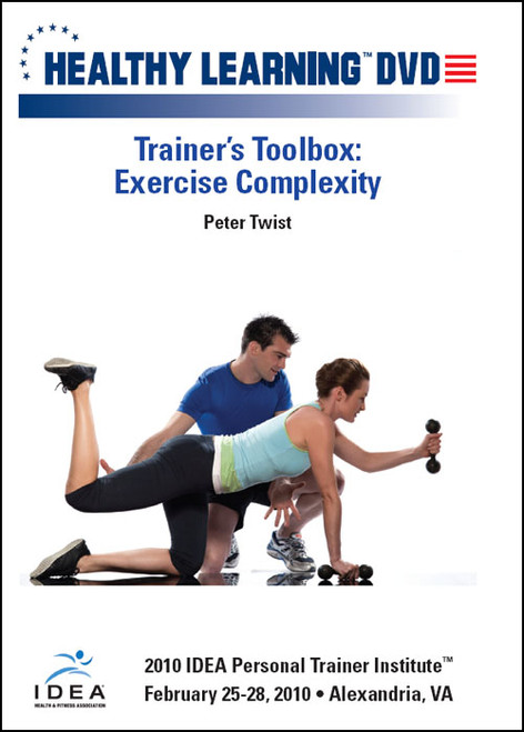 Trainer's Toolbox: Exercise Complexity
