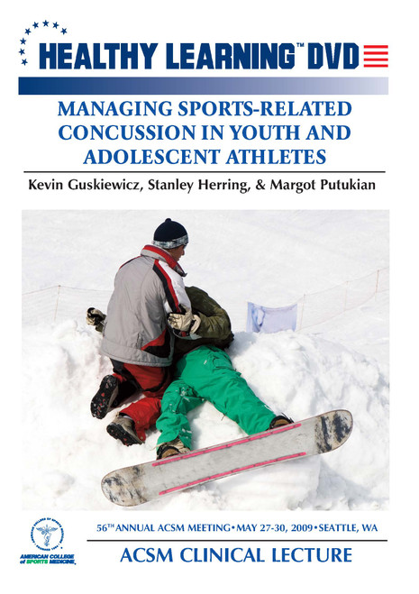 Managing Sports-Related Concussion in Youth and Adolescent Athletes