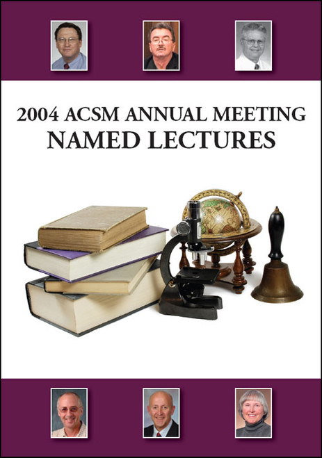 2004 ACSM Annual Meeting Named Lectures