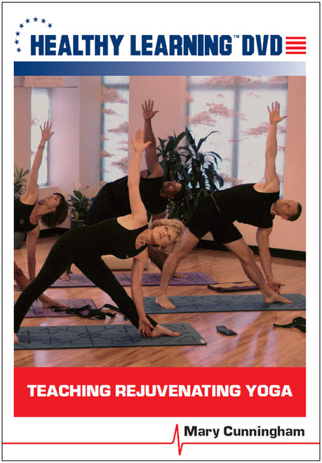 Teaching Rejuvenating Yoga