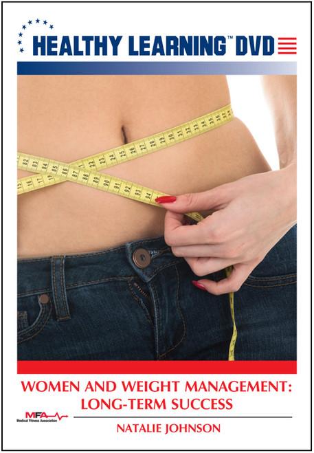 Women and Weight Management: Long-Term Success