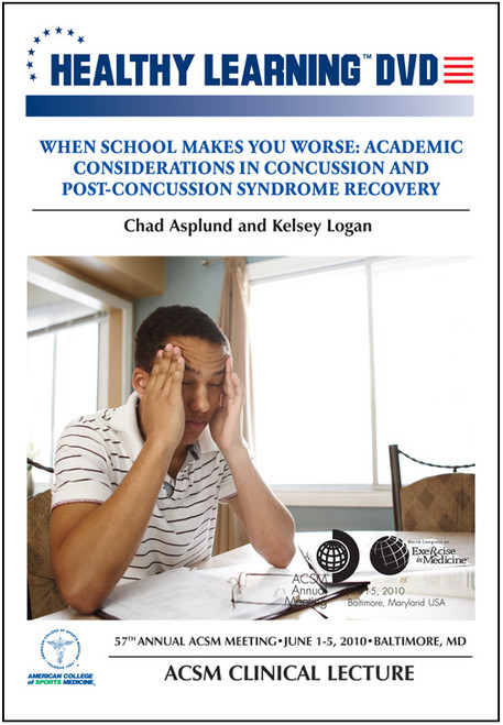 When School Makes You Worse: Academic Considerations in Concussion and Post-Concussion Syndrome Recovery
