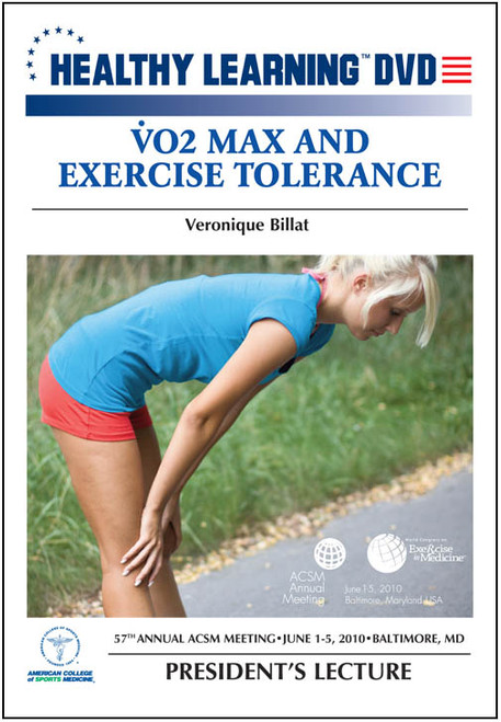 VO2 Max and Exercise Tolerance