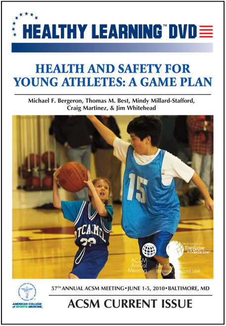 Health and Safety For Young Athletes: A Game Plan