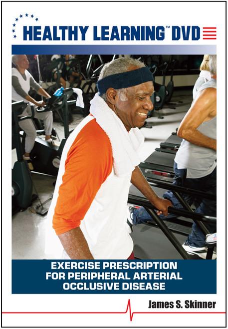 Exercise Prescription for Peripheral Arterial Occlusive Disease
