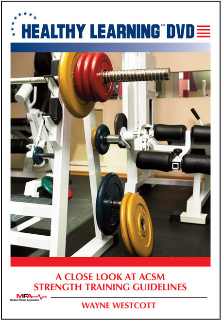 A Close Look at ACSM Strength Training Guidelines