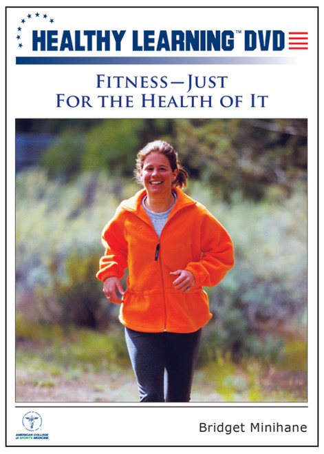 Fitness-Just for the Health of It