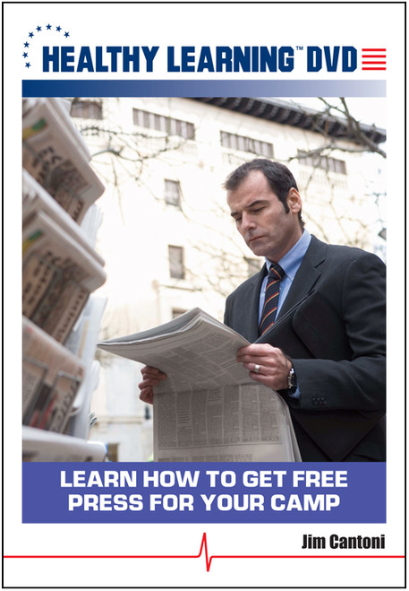 Learn How to Get Free Press for Your Camp
