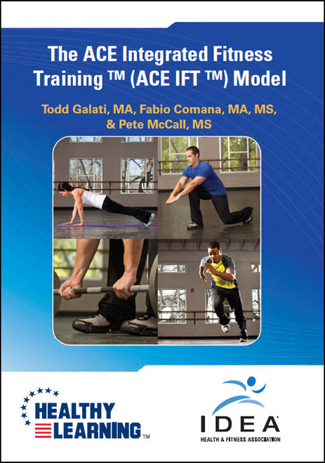 """The ACE Integrated Fitness Training â""""¢ (ACE IFT â""""¢) Model"""
