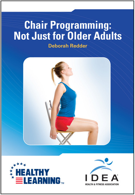 Chair Programming: Not Just for Older Adults