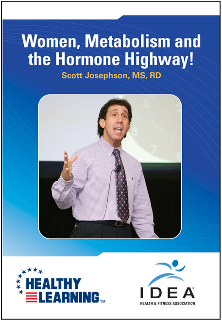 Women, Metabolism and the Hormone Highway!