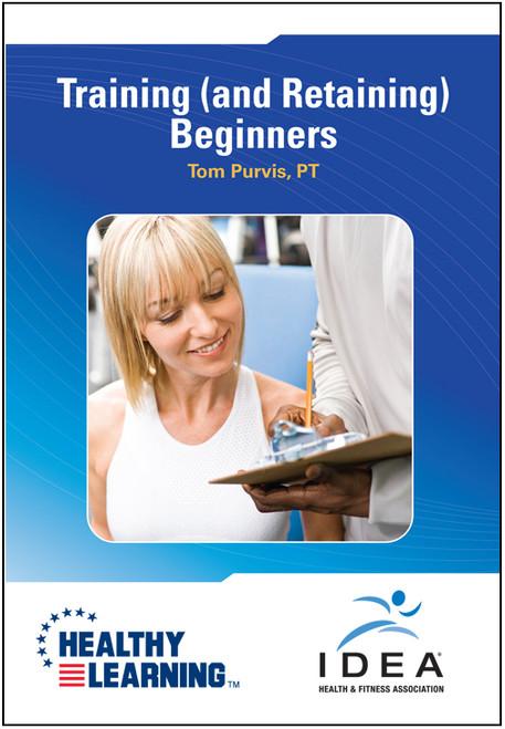 Training (and Retaining) Beginners