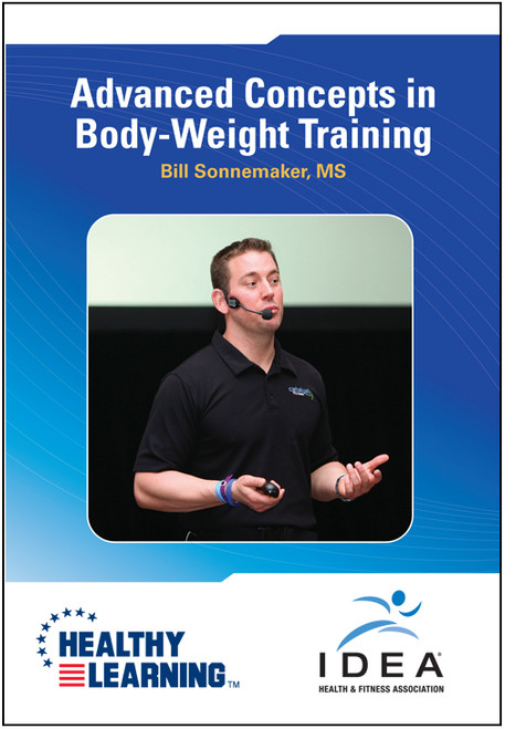 Advanced Concepts in Body-Weight Training