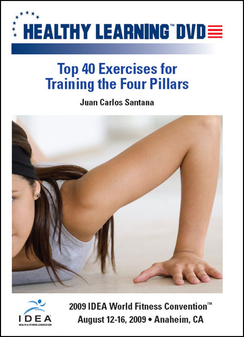 Top 40 Exercises for Training the Four Pillars