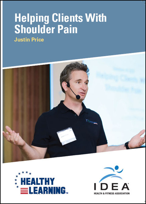 Helping Clients With Shoulder Pain