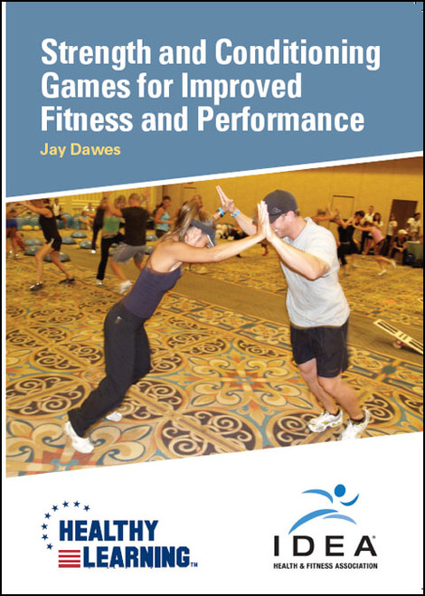 Strength and Conditioning Games for Improved Fitness and Performance