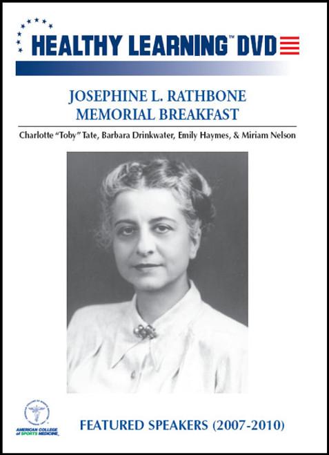 Josephine L. Rathbone Memorial Breakfast