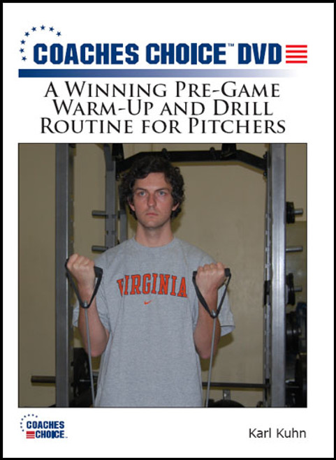 A Winning Pre-Game Warm-Up and Drill Routine for Pitchers