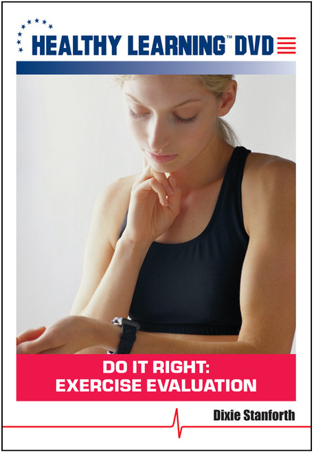 Do It Right: Exercise Evaluation