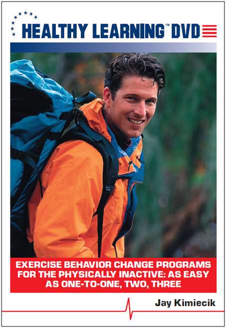 Exercise Behavior Change Programs for the Physically Inactive: As Easy as One-to-One, Two, Three