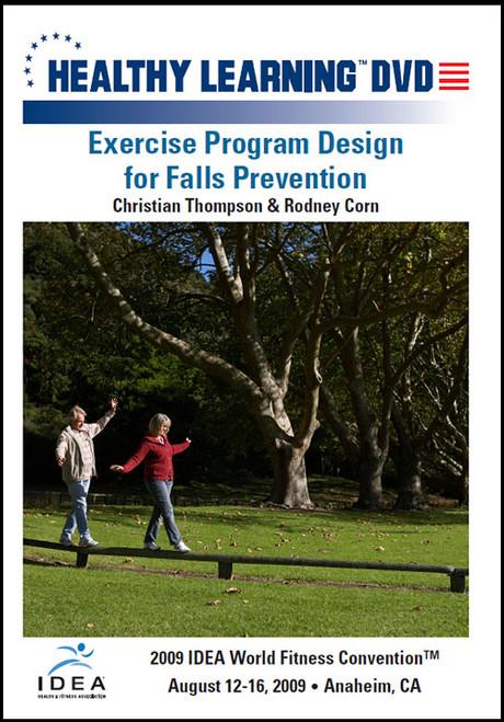 Exercise Program Design for Falls Prevention