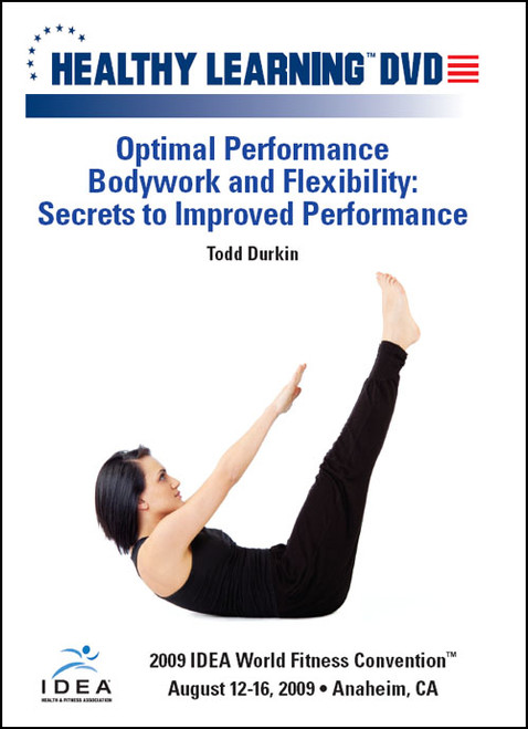 Optimal Performance Bodywork and Flexibility: Secrets to Improved Performance