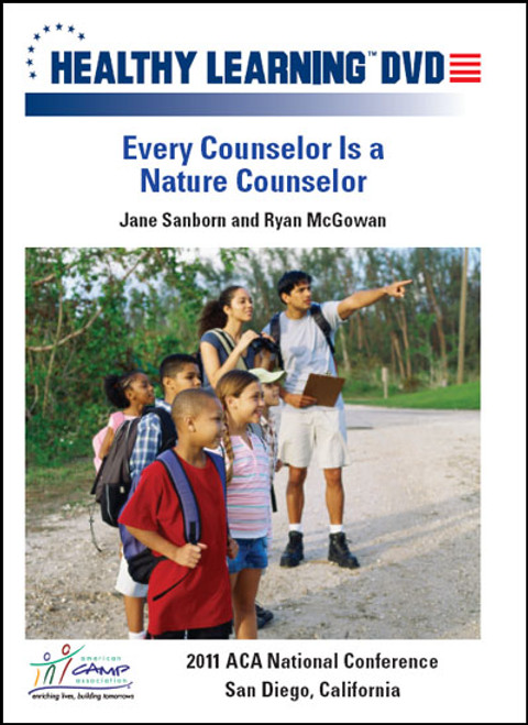 Every Counselor Is a Nature Counselor