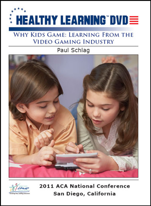 Why Kids Game: Learning From the Video Gaming Industry