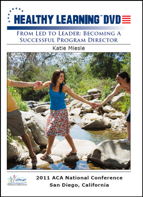 From Led to Leader: Becoming A Successful Program Director